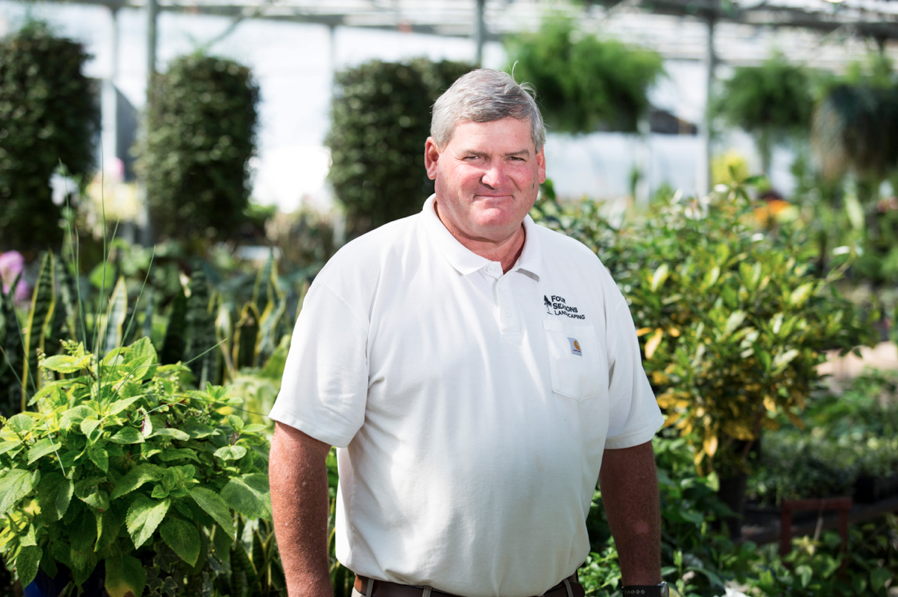 David Evans Senior Landscape Designer Has Been With Four Seasons